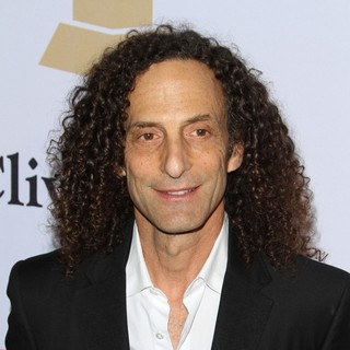 Kenny G in 2015 Pre-GRAMMY Gala and Salute to Industry Icons with Clive Davis