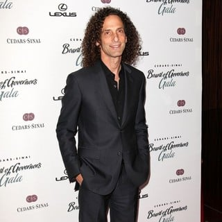 Kenny G in Cedars-Sinai Board of Governors to Honor Barbra Streisand and Robert Barth