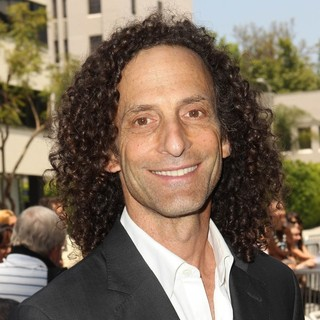 Kenny G in David Foster Honored with Star on The Hollywood Walk of Fame