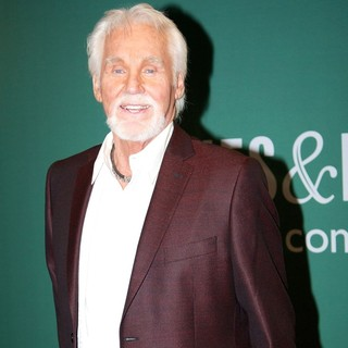 Kenny Rogers Promotes His Book Luck or Something Like It