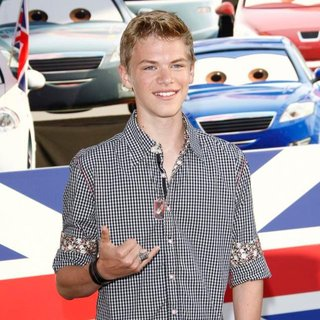 Kenton Duty in The Los Angeles Premiere of Cars 2 - Arrivals