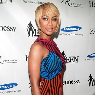 Keri Hilson in The 3rd Annual WEEN Awards at Samsung Experience - Arrivals