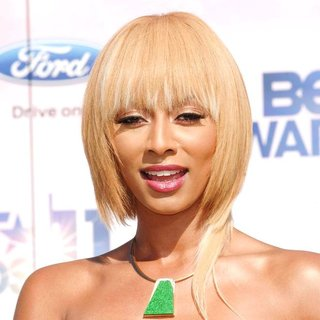 Keri Hilson in BET Awards 2011
