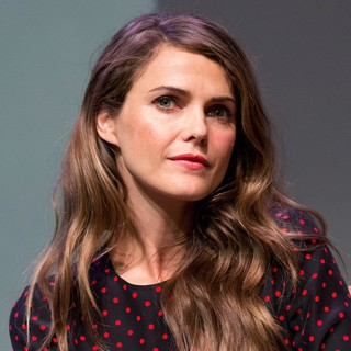Keri Russell in Cast of Austenland at Apple Soho Store