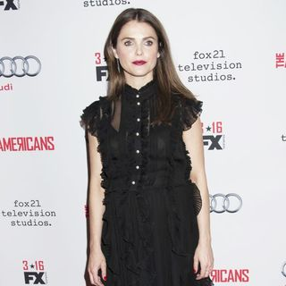 Keri Russell - The Americans Season 4 Premiere - Arrivals