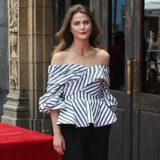 Keri Russell - Keri Russell Receives A Star on The Hollywood Walk of Fame