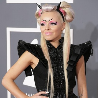 Kerli in 55th Annual GRAMMY Awards - Arrivals