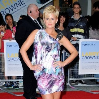 Kerry Katona in Larry Crowne UK Premiere - Arrivals