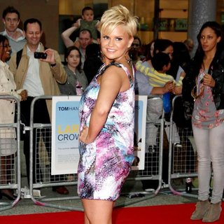 Kerry Katona in Larry Crowne UK Premiere - Arrivals - kerry-katona-larry-crowne-uk-premiere-04