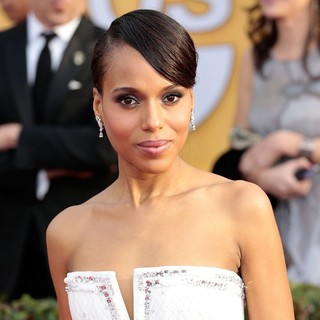 Kerry Washington in 19th Annual Screen Actors Guild Awards - Arrivals
