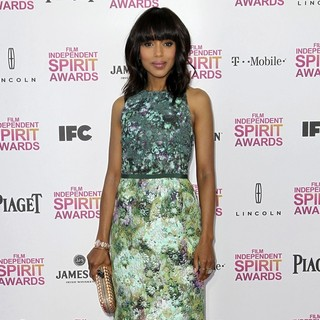 Kerry Washington in 2013 Film Independent Spirit Awards - Arrivals