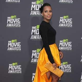 Kerry Washington in 2013 MTV Movie Awards - Arrivals