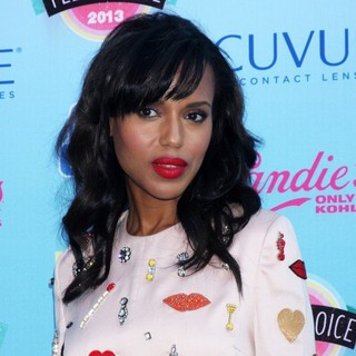 Kerry Washington in 2013 Teen Choice Awards