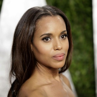 Kerry Washington in 2013 Vanity Fair Oscar Party - Arrivals