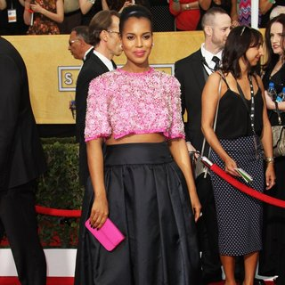 Kerry Washington in The 20th Annual Screen Actors Guild Awards - Arrivals