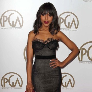 Kerry Washington in 24th Annual Producers Guild Awards - Arrivals