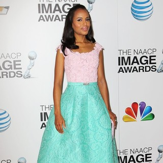 Kerry Washington in The 44th NAACP Image Awards