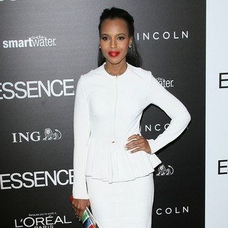 Kerry Washington in 5th Annual ESSENCE Black Women in Hollywood Luncheon