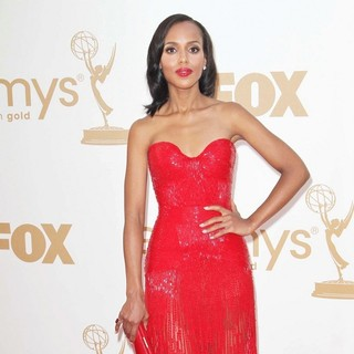 Kerry Washington - The 63rd Primetime Emmy Awards - Arrivals