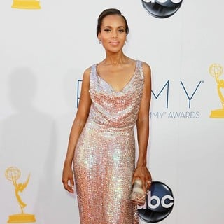 Kerry Washington in 64th Annual Primetime Emmy Awards - Arrivals