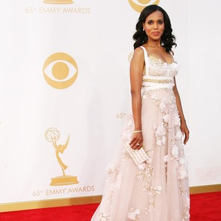 Kerry Washington in 65th Annual Primetime Emmy Awards - Arrivals