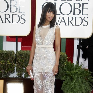 Kerry Washington in 70th Annual Golden Globe Awards - Arrivals