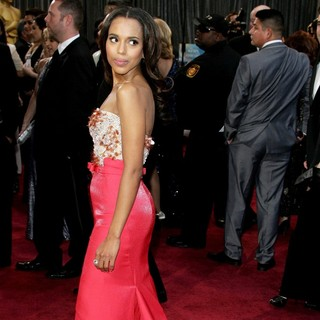 Kerry Washington in The 85th Annual Oscars - Red Carpet Arrivals