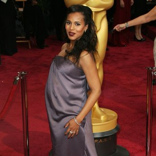 Kerry Washington - The 86th Annual Oscars - Red Carpet Arrivals