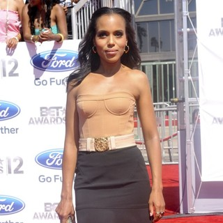 Kerry Washington - The BET Awards 2012 - Arrivals