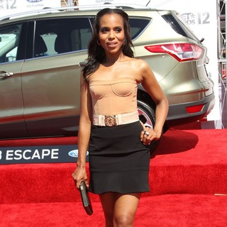 Kerry Washington in The BET Awards 2012 - Arrivals