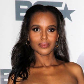 Kerry Washington - The BET Awards 2012 - Press Room