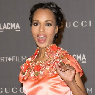 Kerry Washington in LACMA 2012 Art + Film Gala - Arrivals