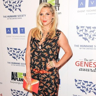 Ke$ha in The Humane Society of The United States Celebrates The 26th Annual Genesis Awards