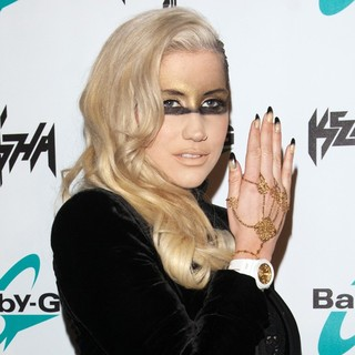 Ke$ha in Ke$ha Unveils Her Latest Watch Design in Collaboration with Baby-G