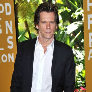 Kevin Bacon in The 2011 Hollywood Foreign Press Association Luncheon - Arrivals