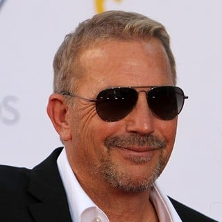 Kevin Costner in 64th Annual Primetime Emmy Awards - Arrivals