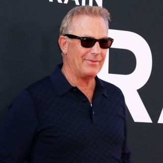 Kevin Costner in The Art of Racing in the Rain World Premiere