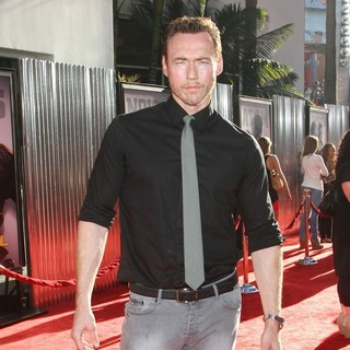 Kevin Durand in Los Angeles Premiere of Real Steel