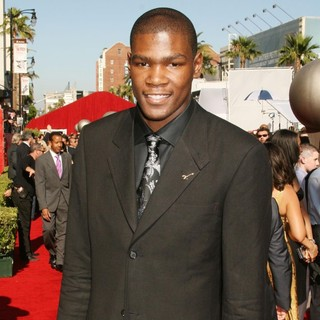 Kevin Durant in The 2007 ESPY Awards - Arrivals