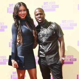 Kevin Hart in 2012 MTV Video Music Awards - Arrivals