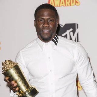 Kevin Hart - The 2015 MTV Movie Awards - Press Room
