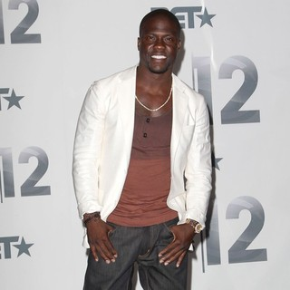 Kevin Hart in The BET Awards 2012 - Press Room