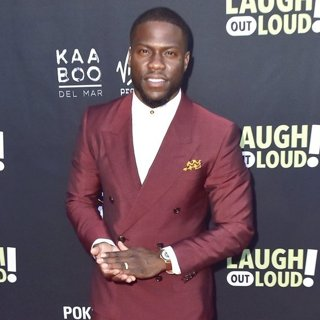 Kevin Hart in Kevin Hart's Laugh out Loud Launch Event - Arrivals