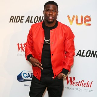 Kevin Hart - Ride Along Photocall