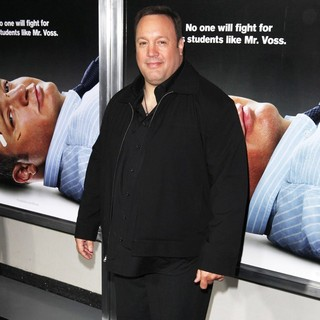 Kevin James in Here Comes the Boom New York Premiere