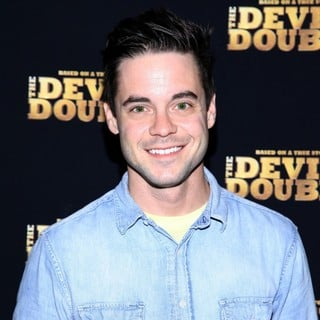 Kevin Manno in The New York Premiere of The Devil's Double