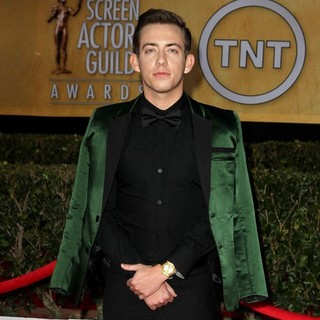 Kevin McHale in 19th Annual Screen Actors Guild Awards - Arrivals