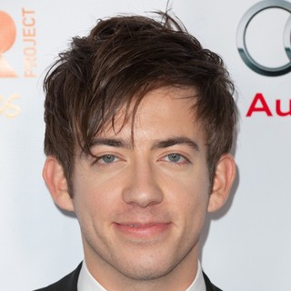 Kevin McHale in The Trevor Project's 2011 Trevor Live! - Arrivals