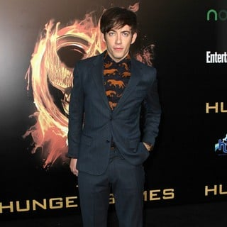 Kevin McHale in Los Angeles Premiere of The Hunger Games - Arrivals