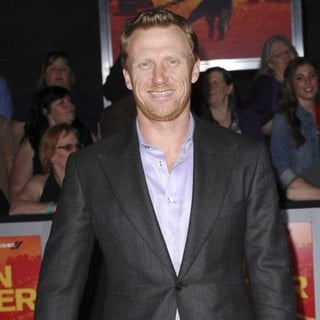 Kevin McKidd in Premiere of Walt Disney Pictures' John Carter